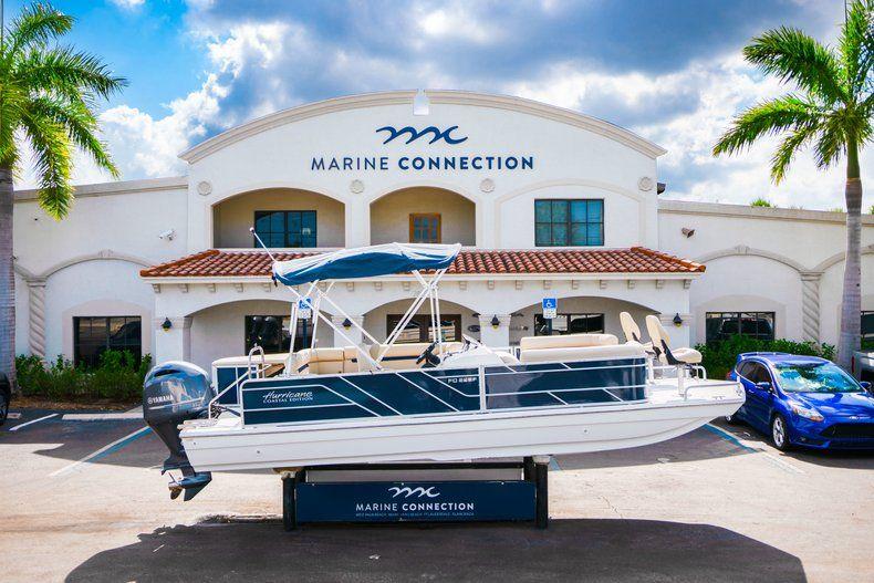New 2019 Hurricane FD 226F OB boat for sale in Vero Beach, FL