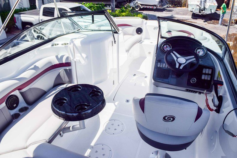 Thumbnail 48 for New 2019 Hurricane SunDeck SD 2000 OB boat for sale in West Palm Beach, FL