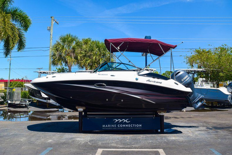 Thumbnail 4 for New 2019 Hurricane 2000 boat for sale in West Palm Beach, FL
