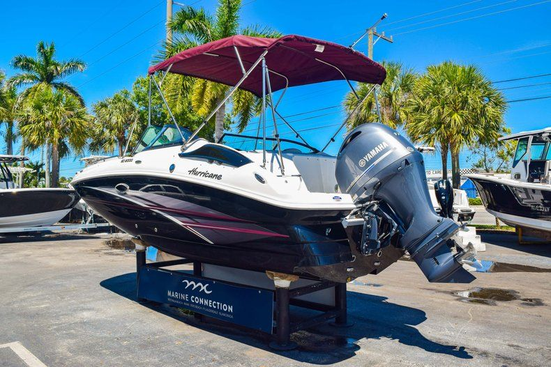 Thumbnail 5 for New 2019 Hurricane 2000 boat for sale in West Palm Beach, FL