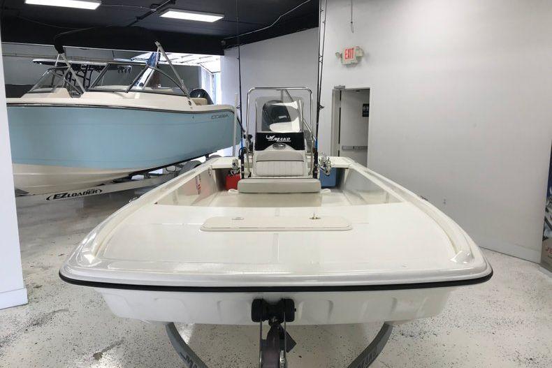 Thumbnail 1 for Used 2016 Mako Pro Skiff 17 boat for sale in Miami, FL