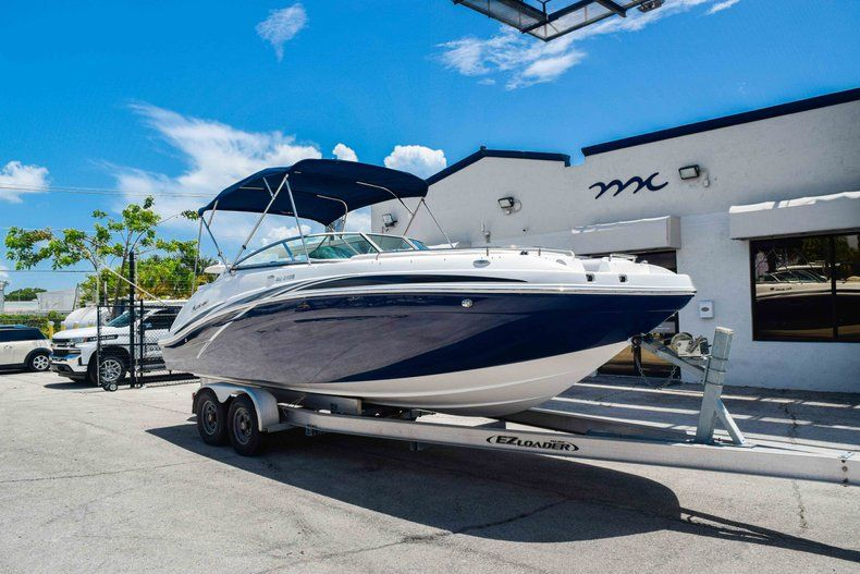 Image 1 for 2019 Hurricane SunDeck SD 2486 OB in West Palm Beach, FL