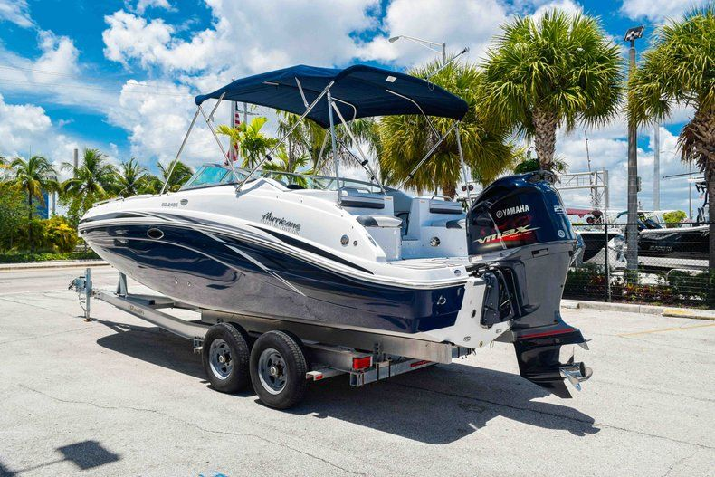 Image 5 for 2019 Hurricane SunDeck SD 2486 OB in West Palm Beach, FL