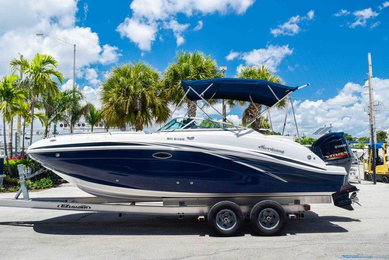 Image 4 for 2019 Hurricane SunDeck SD 2486 OB in West Palm Beach, FL