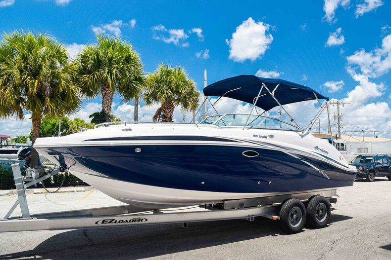 Image 3 for 2019 Hurricane SunDeck SD 2486 OB in West Palm Beach, FL