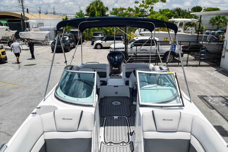 Image 71 for 2019 Hurricane SunDeck SD 2486 OB in West Palm Beach, FL