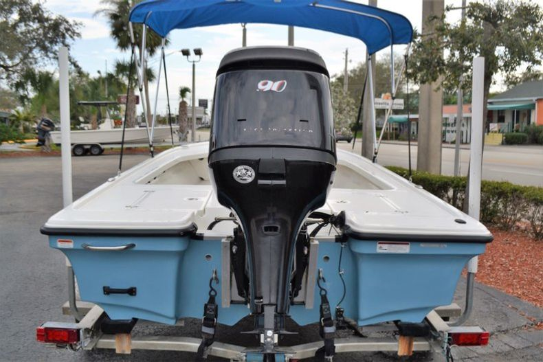 Thumbnail 5 for Used 2014 Mako 18 LTS boat for sale in Vero Beach, FL