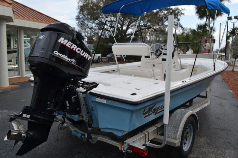 Thumbnail 6 for Used 2014 Mako 18 LTS boat for sale in Vero Beach, FL
