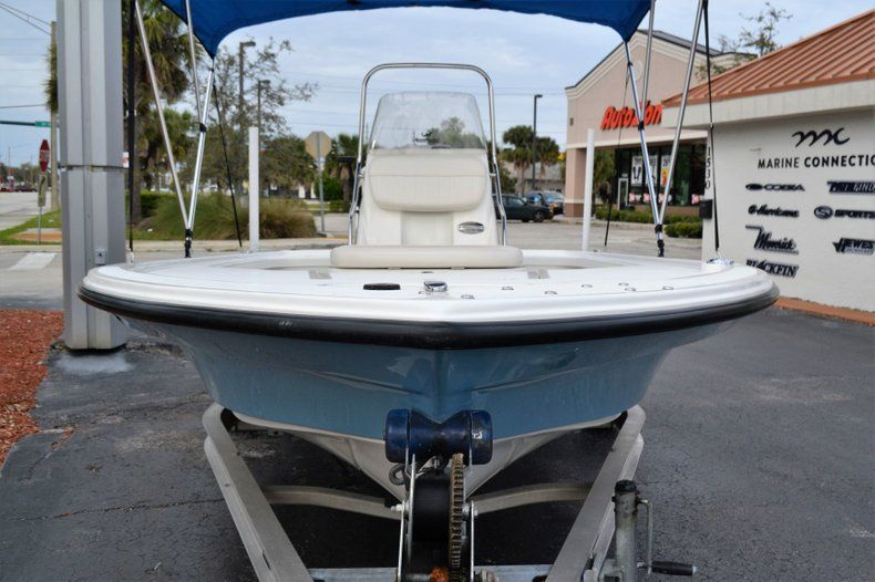 Thumbnail 2 for Used 2014 Mako 18 LTS boat for sale in Vero Beach, FL