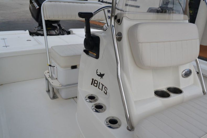 Thumbnail 18 for Used 2014 Mako 18 LTS boat for sale in Vero Beach, FL
