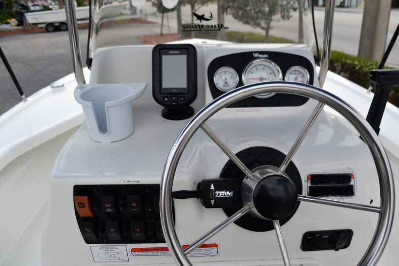 Thumbnail 12 for Used 2014 Mako 18 LTS boat for sale in Vero Beach, FL