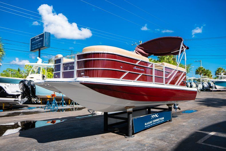 Image 3 for 2019 Hurricane FunDeck FD 236SB in West Palm Beach, FL
