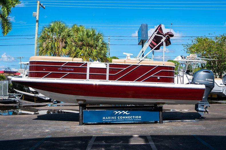 Image 4 for 2019 Hurricane FunDeck FD 236SB in West Palm Beach, FL