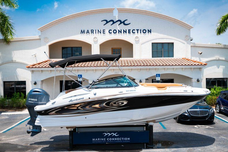 New 2019 Hurricane SunDeck SD 2200 OB boat for sale in West Palm Beach, FL