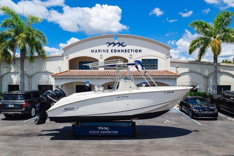 Photo for 2006 Boston Whaler 240 Outrage