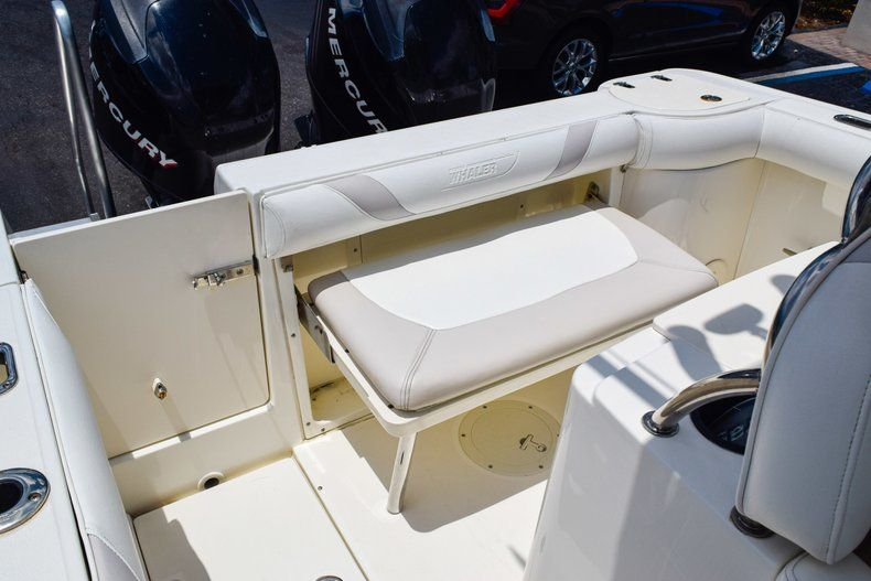 Thumbnail 8 for Used 2006 Boston Whaler 240 Outrage boat for sale in West Palm Beach, FL