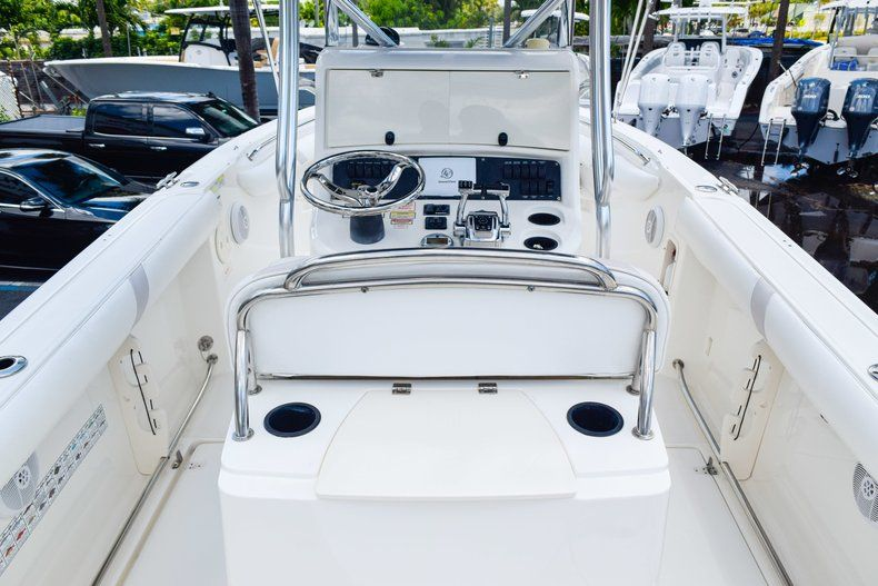 Thumbnail 10 for Used 2006 Boston Whaler 240 Outrage boat for sale in West Palm Beach, FL