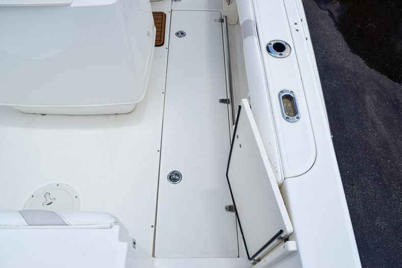 Thumbnail 14 for Used 2006 Boston Whaler 240 Outrage boat for sale in West Palm Beach, FL