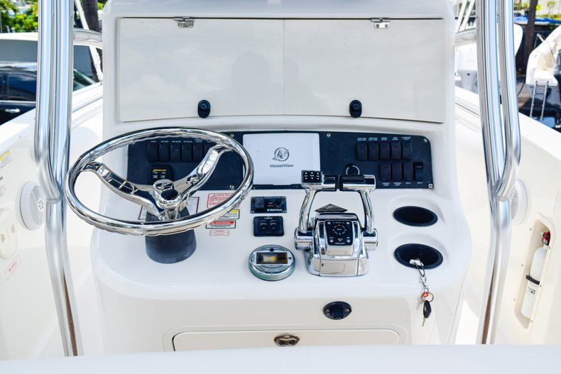 Thumbnail 19 for Used 2006 Boston Whaler 240 Outrage boat for sale in West Palm Beach, FL