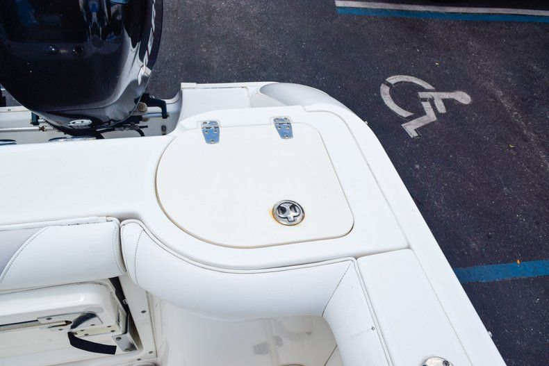 Thumbnail 16 for Used 2006 Boston Whaler 240 Outrage boat for sale in West Palm Beach, FL