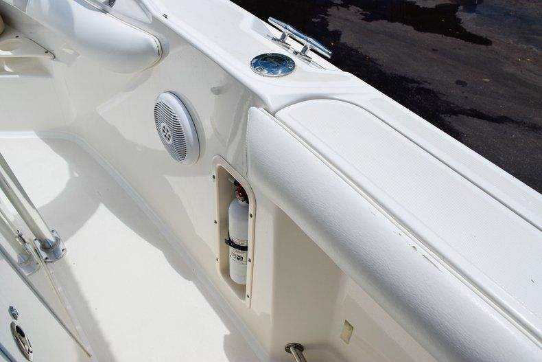 Thumbnail 30 for Used 2006 Boston Whaler 240 Outrage boat for sale in West Palm Beach, FL