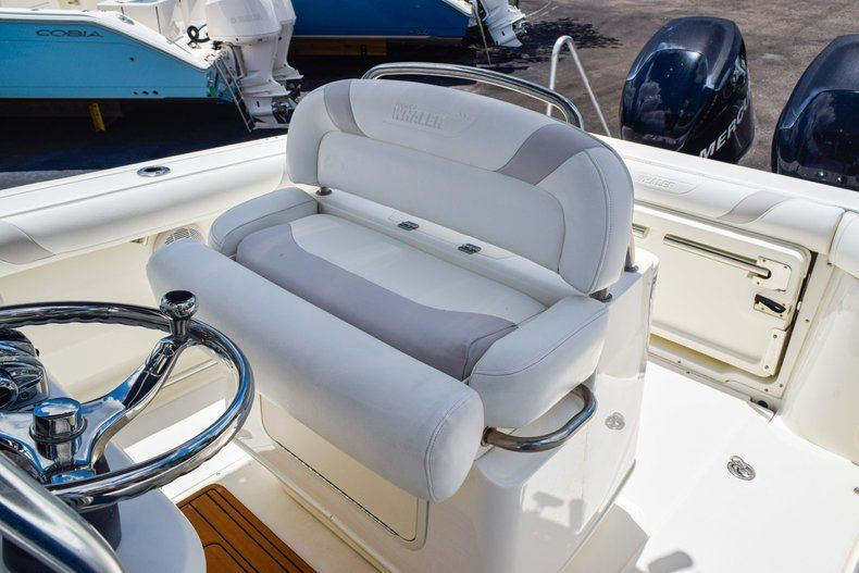 Thumbnail 24 for Used 2006 Boston Whaler 240 Outrage boat for sale in West Palm Beach, FL