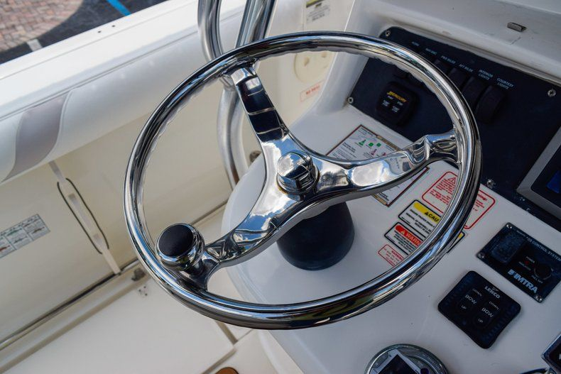 Thumbnail 39 for Used 2006 Boston Whaler 240 Outrage boat for sale in West Palm Beach, FL