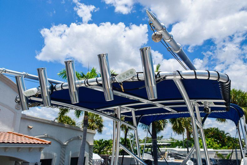 Thumbnail 50 for Used 2006 Boston Whaler 240 Outrage boat for sale in West Palm Beach, FL