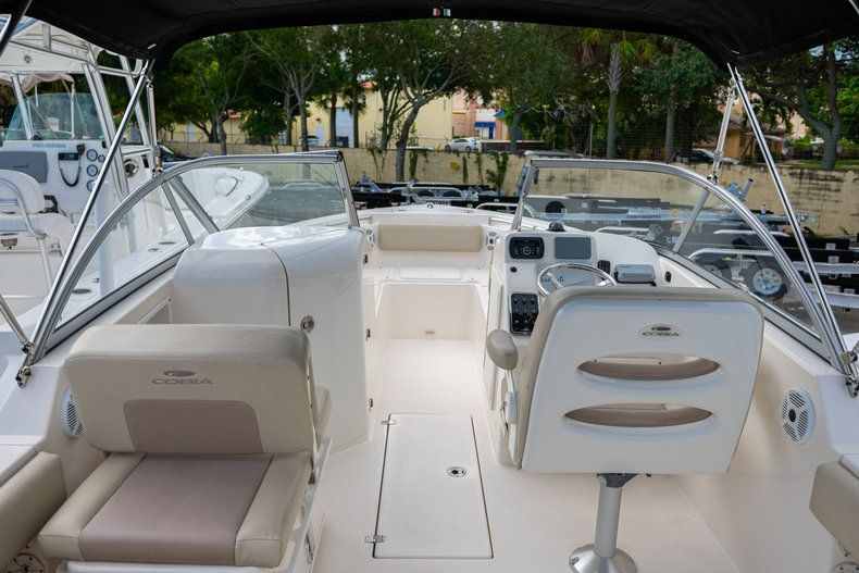Thumbnail 2 for Used 2018 Cobia 220 Dual Console boat for sale in West Palm Beach, FL