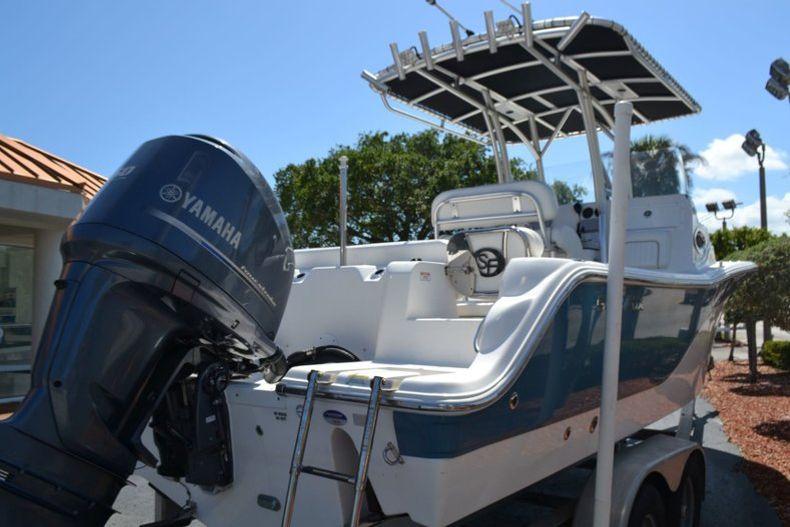 Thumbnail 5 for Used 2014 Sea Fox 249 Avenger boat for sale in Vero Beach, FL