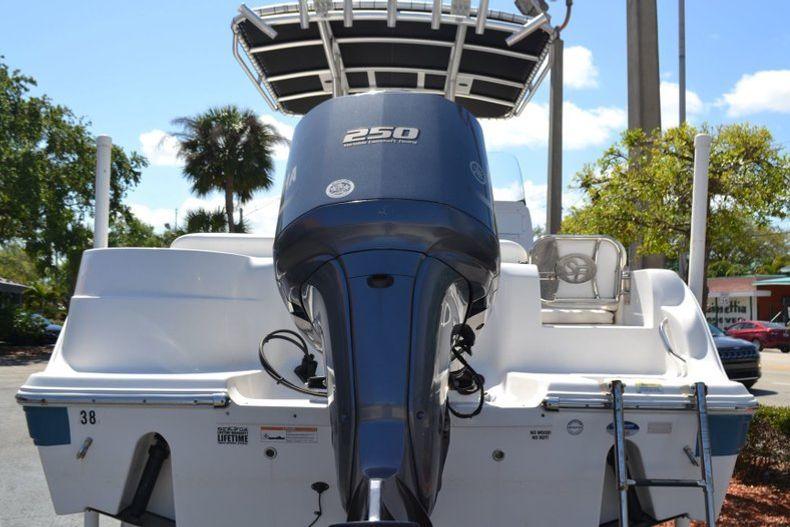 Thumbnail 4 for Used 2014 Sea Fox 249 Avenger boat for sale in Vero Beach, FL