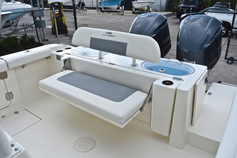 Thumbnail 15 for New 2019 Cobia 301 CC Center Console boat for sale in Vero Beach, FL