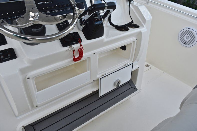Thumbnail 55 for New 2019 Cobia 301 CC Center Console boat for sale in Vero Beach, FL