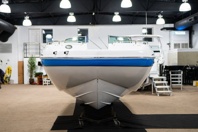 Thumbnail 2 for New 2019 Hurricane SunDeck SD 2486 OB boat for sale in West Palm Beach, FL