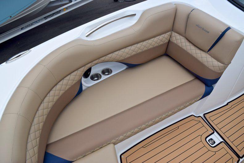 Thumbnail 52 for New 2019 Hurricane SunDeck SD 2690 OB boat for sale in Vero Beach, FL