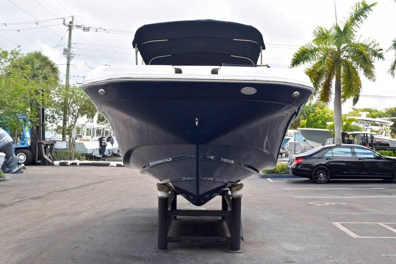 Thumbnail 2 for New 2019 Hurricane SunDeck SD 2690 OB boat for sale in Vero Beach, FL