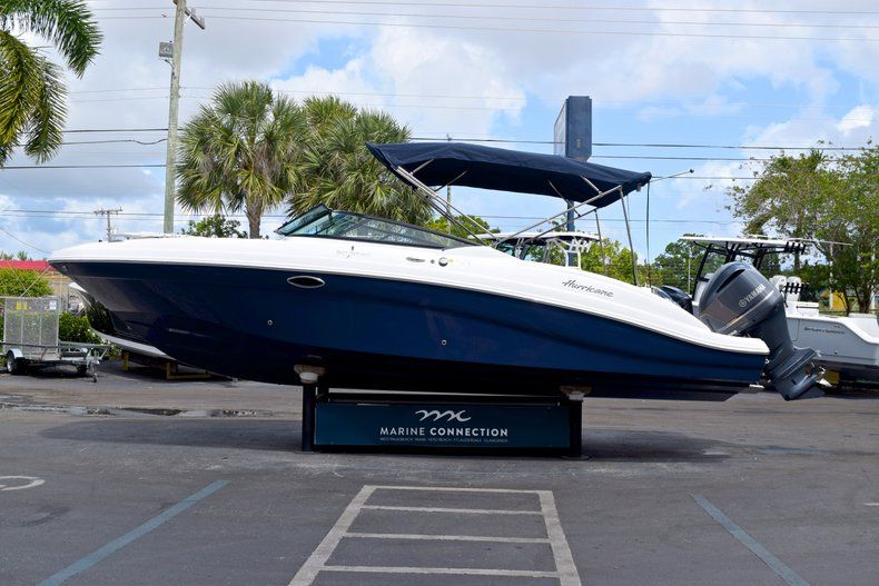 Image 4 for 2019 Hurricane SunDeck SD 2690 OB in West Palm Beach, FL