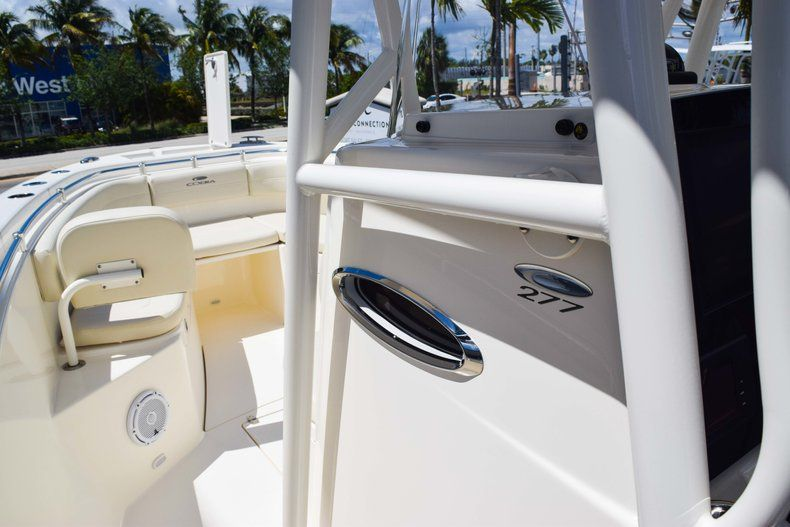 Thumbnail 41 for New 2019 Cobia 277 Center Console boat for sale in Fort Lauderdale, FL