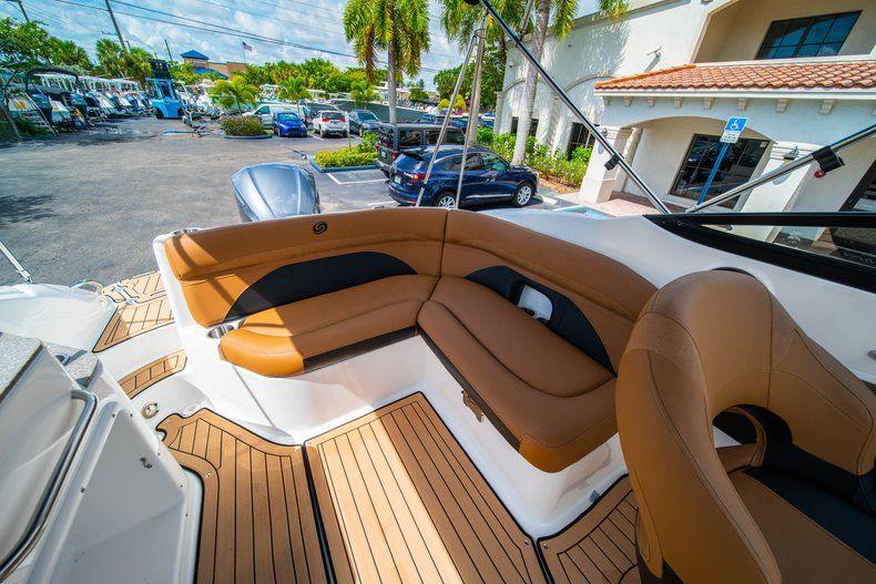 Thumbnail 11 for New 2019 Hurricane SunDeck SD 2400 OB boat for sale in Miami, FL