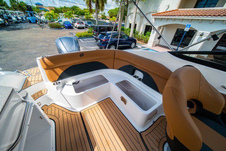 Thumbnail 12 for New 2019 Hurricane SunDeck SD 2400 OB boat for sale in Miami, FL