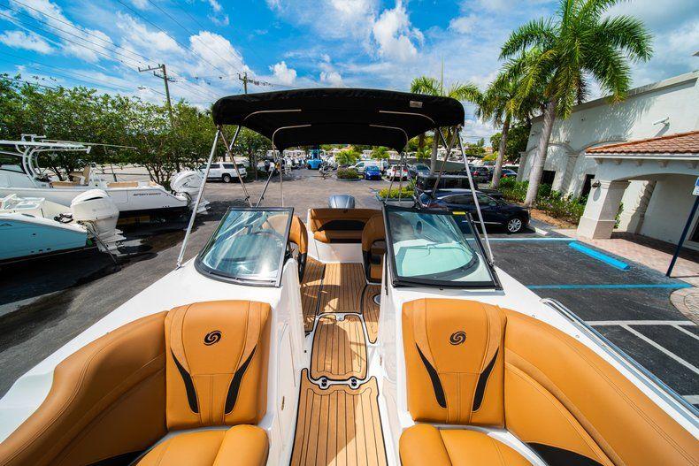 Thumbnail 37 for New 2019 Hurricane SunDeck SD 2400 OB boat for sale in Miami, FL