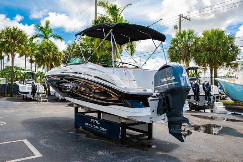Thumbnail 5 for New 2019 Hurricane SD 2400 OB boat for sale in West Palm Beach, FL