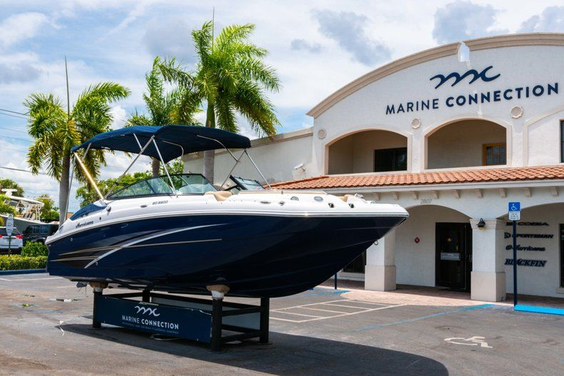 Thumbnail 1 for New 2019 Hurricane SD 2200 OB boat for sale in Fort Lauderdale, FL