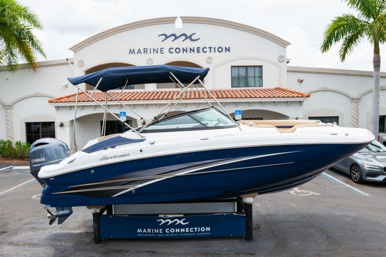 New 2019 Hurricane SD 2200 OB boat for sale in Fort Lauderdale, FL
