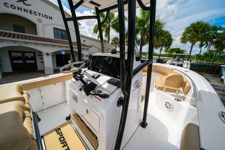 Thumbnail 22 for New 2019 Sportsman Open 232 Center Console boat for sale in Miami, FL