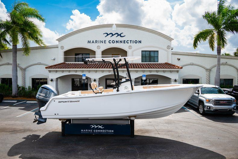 Thumbnail 0 for New 2019 Sportsman Open 232 Center Console boat for sale in Miami, FL
