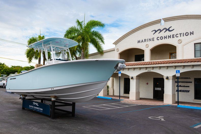 Thumbnail 1 for New 2019 Sportsman Open 242 Center Console boat for sale in West Palm Beach, FL