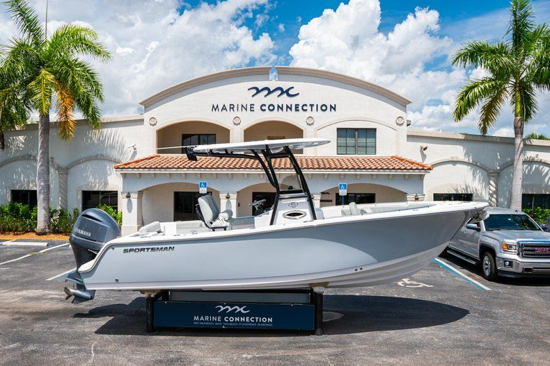 New 2019 Sportsman Open 242 Center Console boat for sale in Fort Lauderdale, FL