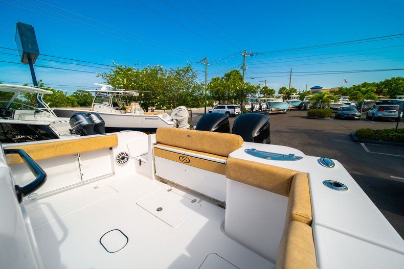 Thumbnail 18 for New 2019 Sportsman Open 312 Center Console boat for sale in West Palm Beach, FL