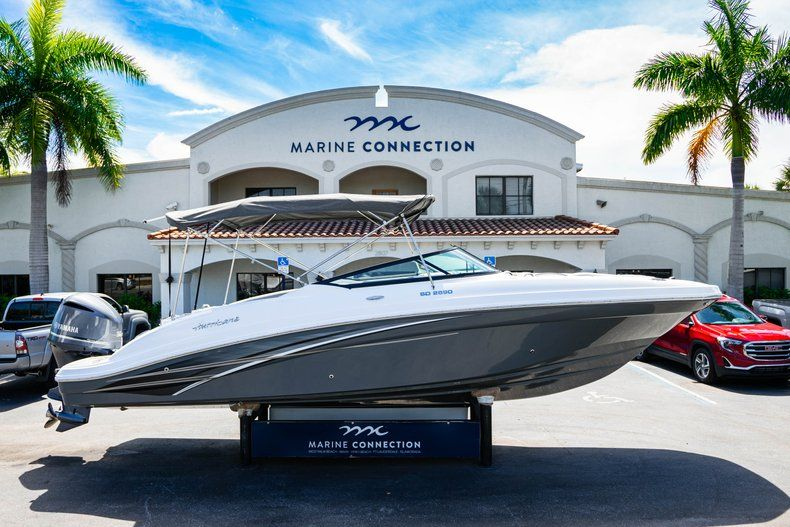 Photo for 2019 Hurricane SunDeck SD 2690 OB